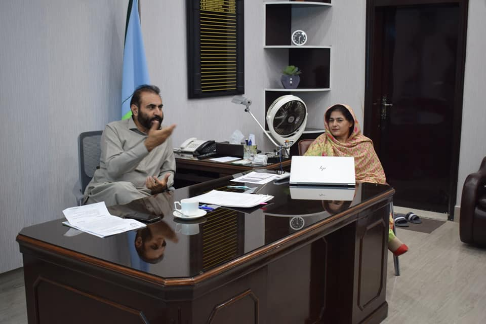 UNDP and GIZ assisted Internship programme for Women Tax Lawyers Commenced in KPRA